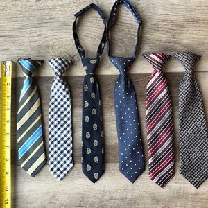 Other - Toddler Ties Bundle